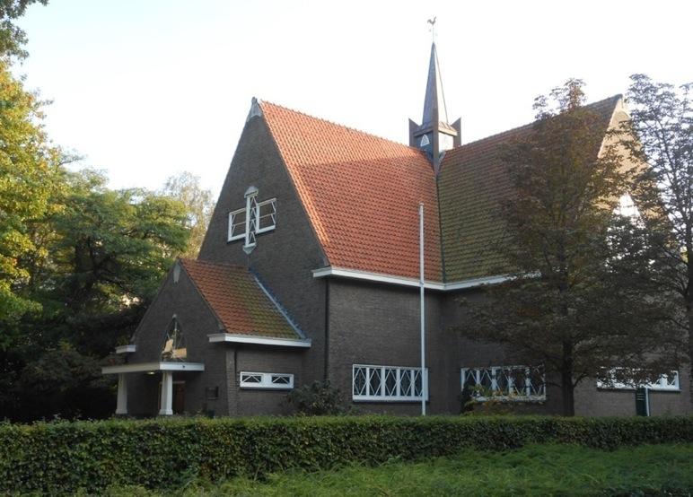 contactgegevens met betrekking tot het kerkgebouw