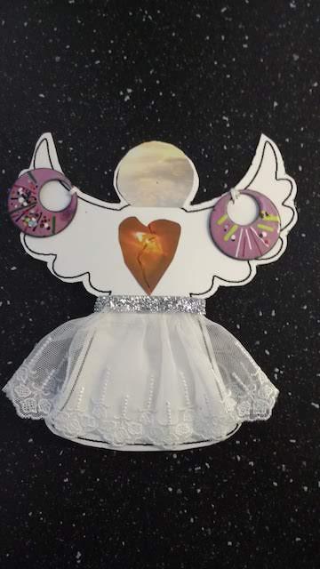 aangeklede engel