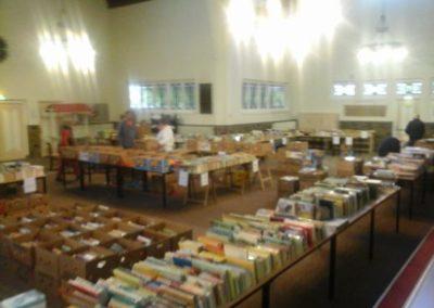 boekenmarkt vooraf