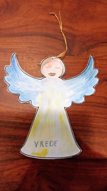 engel van vrede