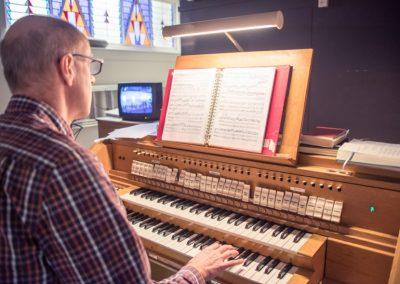 jong en oud zondag organist