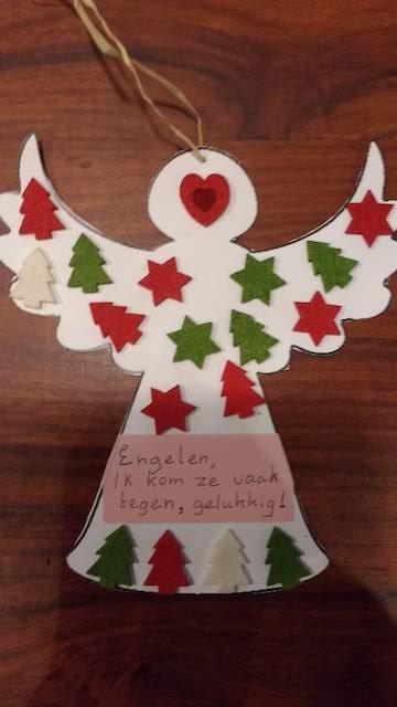 kerst engel