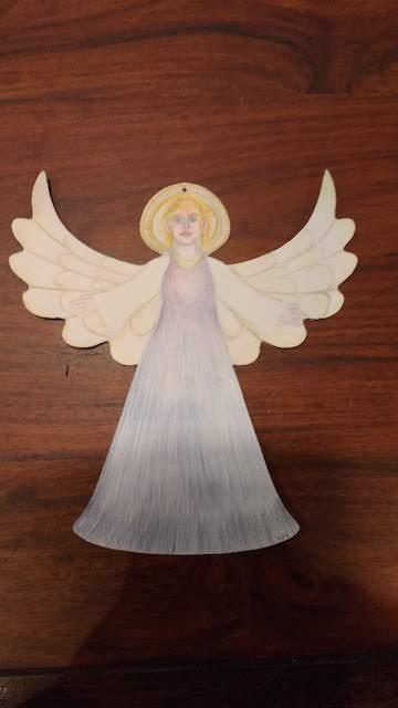 sierlijke engel