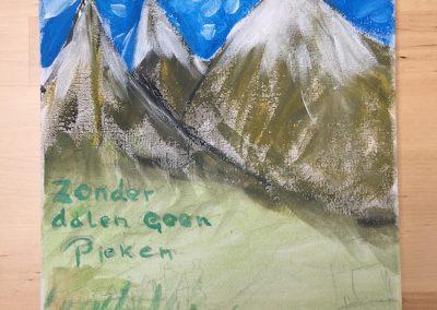 schildersdoek 9