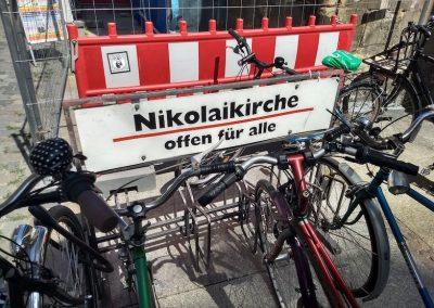 Nicolai kirche offen für alle de kerk van ds Christian Führer