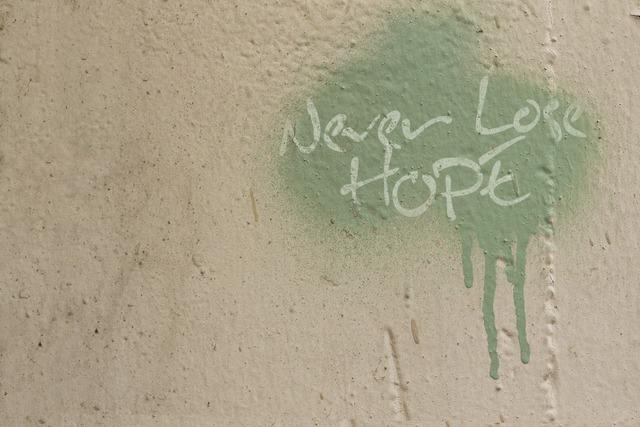 Een boek van hoop